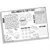 HALLOWEEN ACTIVITY PLACEMAT SHEETS 16 IN X 11 IN SHOP3