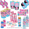 MINNIE MOUSE BOWTIQUE BIRTHDAY PARTY PRINTABLE PACKAGE DISCOUNT WOO