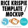 RICE KRISPIE TREAT TEMPLATE USED IN SILHOUETTE STUDIO CANVA PICMONKEY